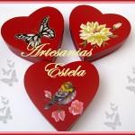 100 150x150   Cajas Para Bombones Corazón