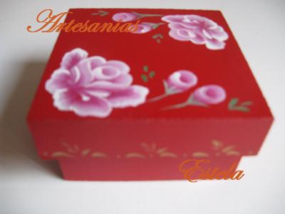 Cajas Pintura Decorativa Para Bombones
