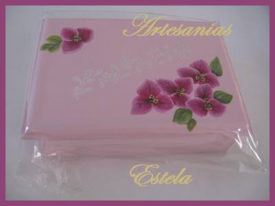 Cajas Artesanales Pintura Decorativa