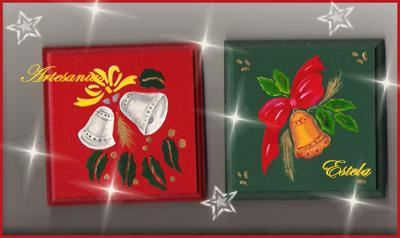 cajas para bombones para navidad