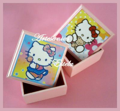 Souvenirs Para Cumpleaños Infantiles -Souvenirs Hello Kitty