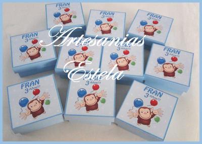 290   Souvenirs para Cumpleaños Infantiles
