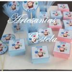 Souvenirs Cumpleaños Infantiles -Decoración Infantil - Centros De Mesa Personalizados