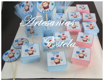 297   Souvenirs para Cumpleaños Infantiles