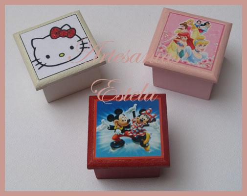 508   Souvenirs para Cumpleaños Infantiles