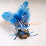 Souvenirs De 15 Años Con Mariposas De Porcelana