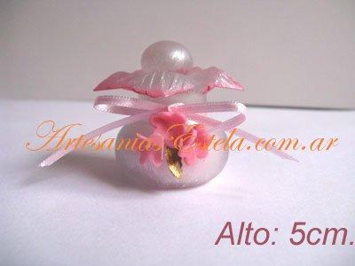 Souvenirs De 15 Años En vidrio Perfumeros