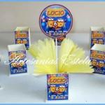 Centros De Mesa Cumpleaños Infantiles 150x150   Souvenirs para Cumpleaños Infantiles