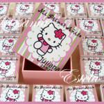 Souvenirs Cajitas Personalizadas Kitty 150x150   Souvenirs para Cumpleaños Infantiles