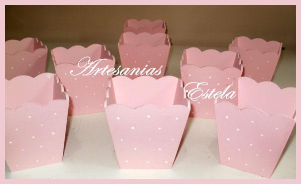 Souvenirs Macetitas Carameleros   Souvenirs para Cumpleaños Infantiles