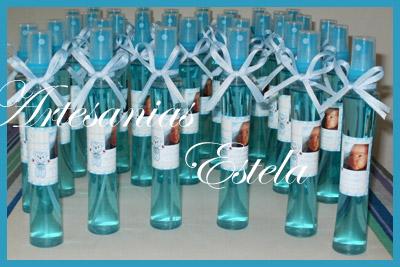 Souvenirs Perfumes para Cumpleños Infantiles