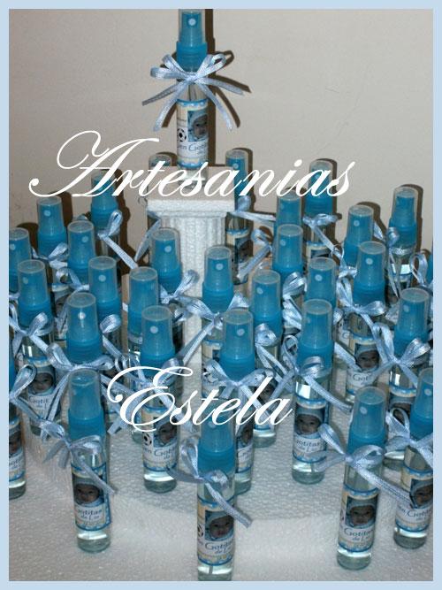 Souvenirs Perfumes Personalizadas Para Cumpleaños Infantiles