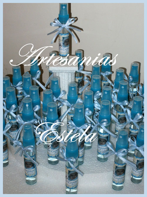 Souvenirs Perfumes   Souvenirs para Cumpleaños Infantiles