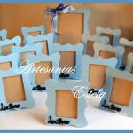 Souvenirs Portaretratos con marco con onda 150x150   Portaretratos Para Souvenirs Cumpleaños Infantiles