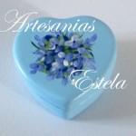cajitas ceramica corazon 1 150x150   Cajas Para Bombones Corazón