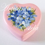 cajitas ceramica corazon 2 150x150   Cajas Para Bombones Corazón