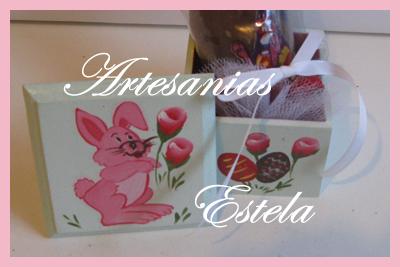 271   Cajas Artesanales Para Huevos De Pascuas y Bombones