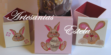 275   Cajas Artesanales Para Huevos De Pascuas y Bombones