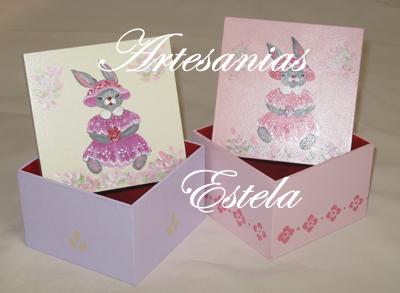 282   Cajas Artesanales Para Huevos De Pascuas y Bombones
