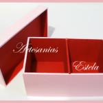 Cajas de te de 2 divisiones 1 150x150   Souvenirs Para Casamientos   Bodas