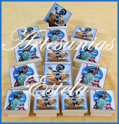 Cajitas De Madera Fibrofacil Personalizadas Para Souvenirs