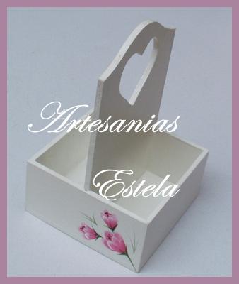 Souvenirs Porta Saquitos De Té - Azúcar - Sacarina