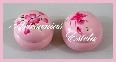 Souvenirs Cajas de ceramica