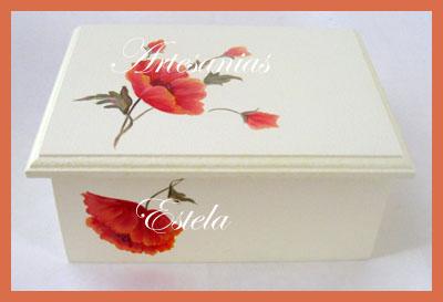 caja te 6   Cajas De Té