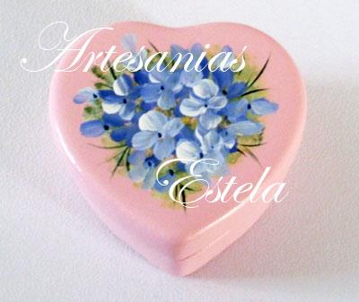 cajitas ceramica corazon 2   Souvenirs Para Cumpleaños Adultos