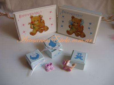souvenirs para nacimiento