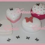 Cajas de cerámica para souvenirs- Modelos 2012
