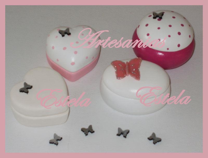 cajas cerámica   Souvenirs Para 15 Años   Modelos 2012