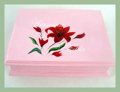 Regalos Para El Día De Los Enamorados Cajas Artesanales