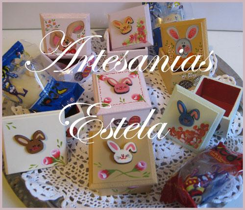 Artesanias Estela » Souvenirs Para Pascuas