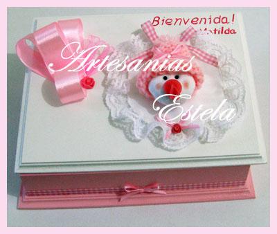 Cajas Organizadoras Decoración Infantil