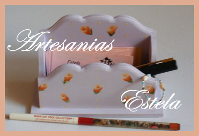 Organizador Para Escritorio De Madera Fibrofacil 1   Organizadores Para Escritorio   Portalápices y Porta tarjetas