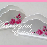Servilleteros De Madera Decorados 1 150x150   Souvenirs Para Casamientos   Bodas