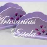 Servilleteros De Madera Decorados 150x150   Souvenirs Para Casamientos   Bodas