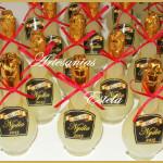 Souvenirs 80 Años Botellitas De Licor Personalizadas 150x150   Souvenirs Para Cumpleaños de Adultos   80 Años