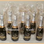 Souvenirs Botellitas De Champagne Personalizadas 150x150   Souvenirs Para Cumpleaños de Adultos   80 Años