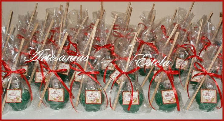 Souvenirs Difusores Aromaticos Personalizados