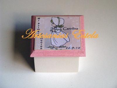 souvenirspersonalizados6   Souvenirs personalizados para Primera Comunion, Bautismo o Cumpleaños