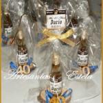 Botellitas Whisky 40 Años 150x150   Souvenirs De Para Cumpleaños De Adultos Con Botellitas Personalizadas