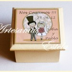 Cajitas Para Bodas Casamientos Personalizadas 150x150   Souvenirs Para Casamientos   Bodas