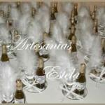 Souvenirs 40 Años 150x150   Souvenirs De Para Cumpleaños De Adultos Con Botellitas Personalizadas