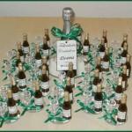 Souvenirs Botellitas De Champagne Personalizadas 150x150   Souvenirs De Para Cumpleaños De Adultos Con Botellitas Personalizadas