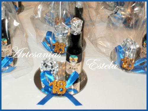 Souvenirs Botellitas De Fernet Personalizadas   Souvenirs De Para Cumpleaños De Adultos Con Botellitas Personalizadas