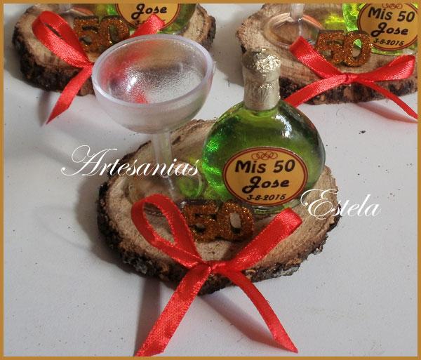 Souvenirs Mini Botellitas De Vino Personalizadas