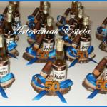 Souvenirs Botellitas De Whisky Personalizadas 150x150   Souvenirs De Para Cumpleaños De Adultos Con Botellitas Personalizadas
