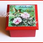 Souvenirs para Adultos Souvenirs para cumpleaños de 50 personalizados 150x150   Souvenirs De Para Cumpleaños De Adultos   Cajitas Personalizadas